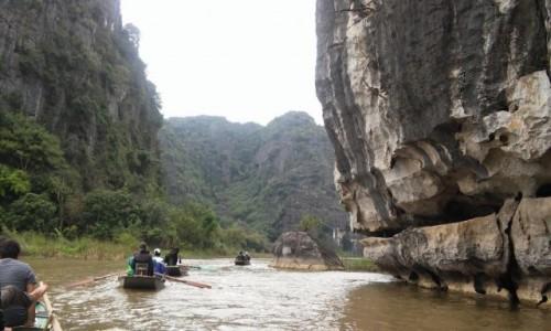 Zdjecie WIETNAM / Wietnam P�nocny / Ninh Binh / Ha Long na l�dz