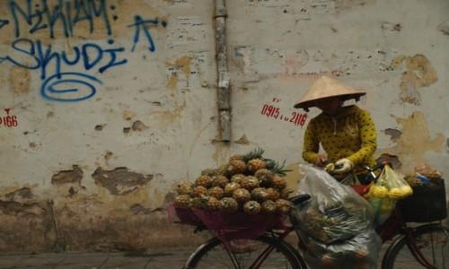 Zdjecie WIETNAM / - / HaNoi / Ulice Hanoi
