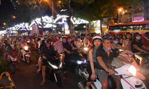 Zdjecie WIETNAM / - / Ho Chi Minh, dawniej Sajgon / Ale Sajgon