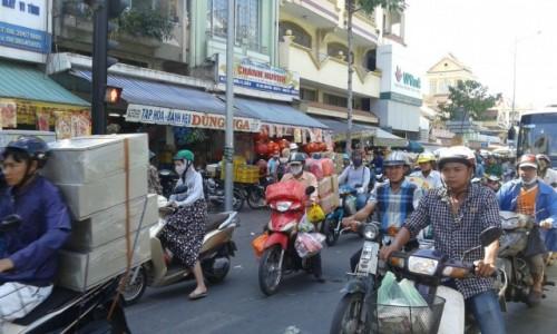 Zdjecie WIETNAM / - / Ho Chi Minh, dawniej Sajgon / Sajgon