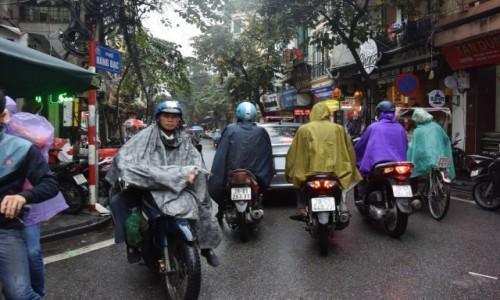 Zdjecie WIETNAM / - / Hanoi / Na ulicach Hanoi