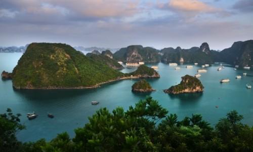 Zdjęcie WIETNAM / Ha Long / Ha Long / Ha Long