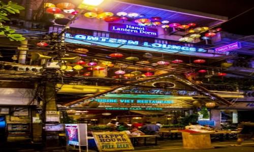 Zdjęcie WIETNAM / Ha Noi / Ha Noi / Nocne życie Ha Noi