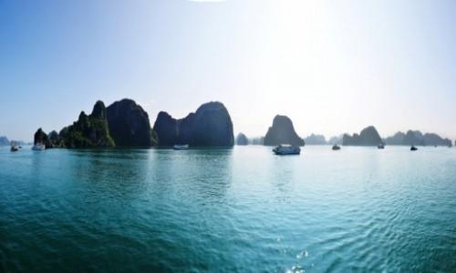 Zdjecie WIETNAM / Ha Long  / Ha Long  / Zatoka Lądującego Smoka