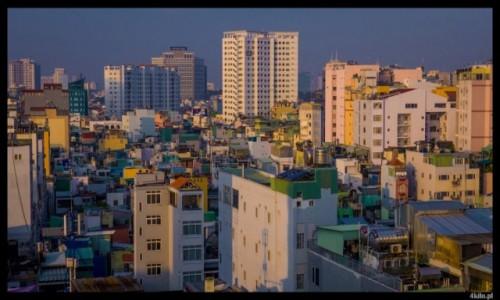 Zdjecie WIETNAM / Sajgon / Sajgon / Wietnam w grudniu