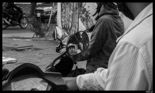 Zdjecie WIETNAM / Sajgon / Sajgon / Ulice Sajgonu