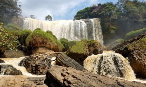 Zdjecie WIETNAM / Thac Voi / Elephant Waterfalls / Elephant Waterfalls