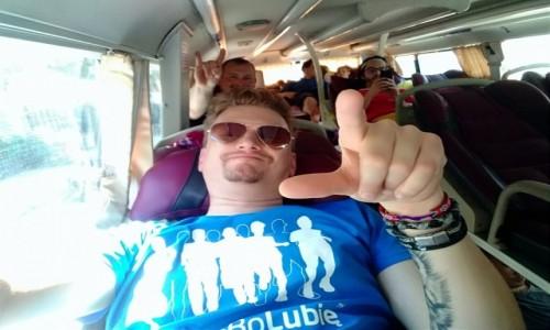Zdjecie WIETNAM / - / Hue  / Autobusy leżące Wietnam