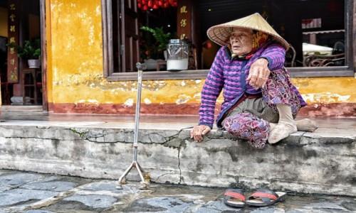 WIETNAM / prowincja Quảng Nam / Hoi An / chwila spokoju