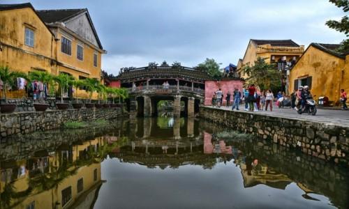 Zdjęcie WIETNAM / Prowincja Quảng Nam / Hoi An / Most Japoński
