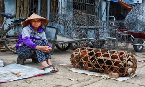 Zdjecie WIETNAM / Prowincja Hoà Bình / Mai Chau / Na ulicy