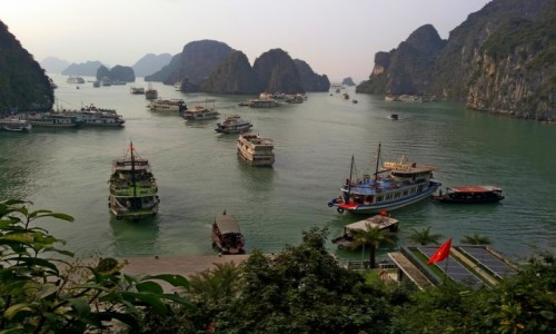 Zdjecie WIETNAM / Ha long bay / ha long bay / ha long bay