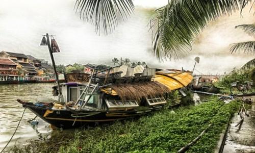 WIETNAM / Quảng Nam / Hội An / Hội An - migawka 2; Wietnam