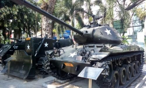 Zdjęcie WIETNAM / Azja / Ho Chi Minh / muzeum pamięci wojny 2