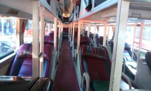 Zdjecie WIETNAM / Azja / Ho Chi Minh / autobusy