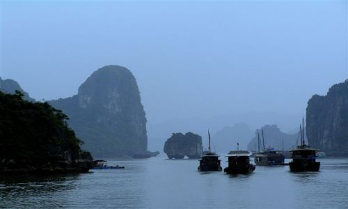 Zdjecie WIETNAM / brak / Ha Long Bay / HaLong