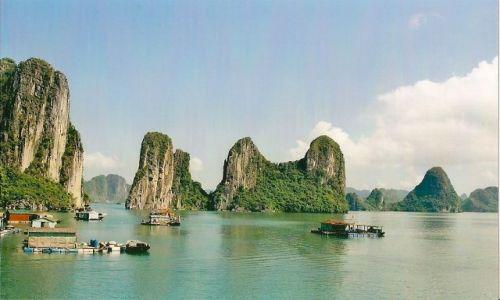 Zdjecie WIETNAM / brak / Halong Bay / zatoka Halong