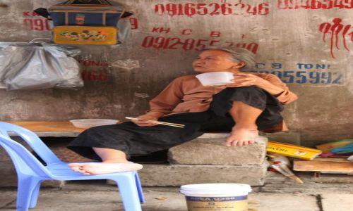 Zdjecie WIETNAM / brak / Hanoi / przerwa na obiad