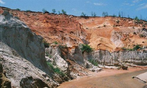 Zdjęcie WIETNAM / środkowy Wietnam / Mui Ne / Kanion