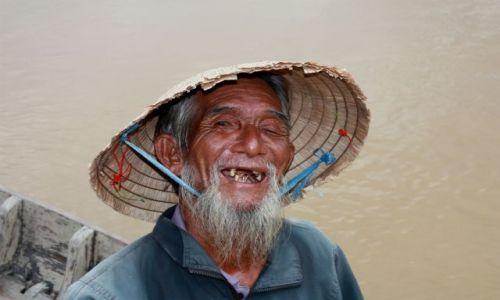 Zdjecie WIETNAM / Da Nang / Da Nang / Szczery usmiech