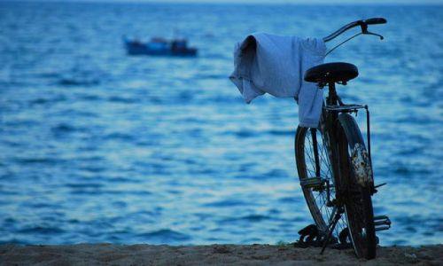 Zdjecie WIETNAM / brak / Nha Trang / plaża w Nha Trang