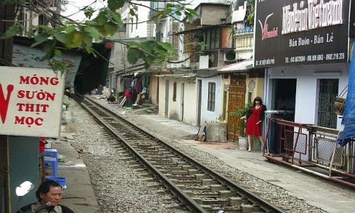 Zdjecie WIETNAM / brak / hanoi / ulice Hanoi 5