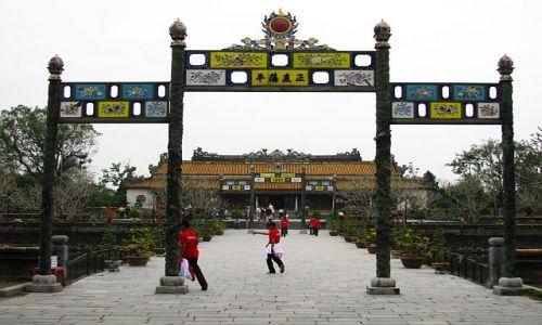 Zdjęcie WIETNAM / brak / Hue / Zakazane Miasto
