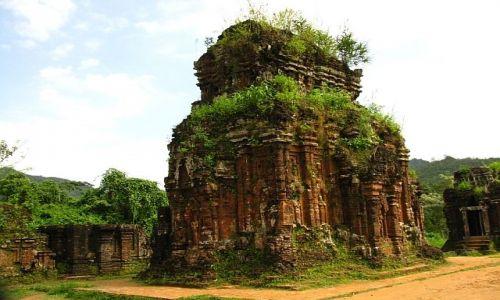 Zdjęcie WIETNAM / okolice Hoi An / dżungla / My Son3