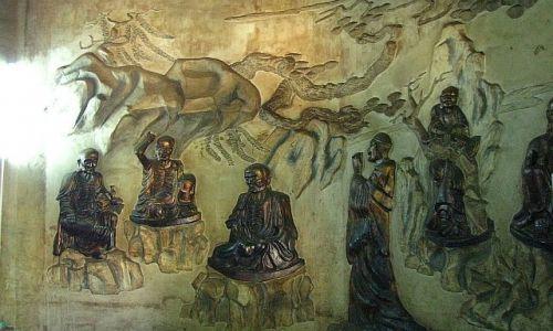 Zdjęcie WIETNAM / brak / Nha Trang / pagoda Long Son 2