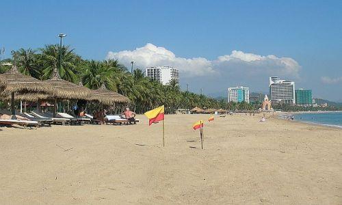Zdjęcie WIETNAM / brak / Nha Trang / plaża 1