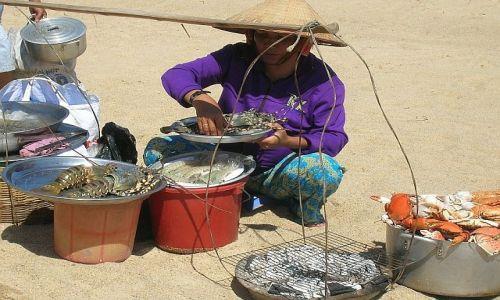 Zdjęcie WIETNAM / brak / Nha Trang / plaża 2