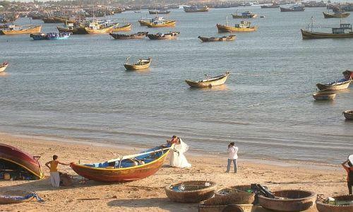 Zdjecie WIETNAM / morze Południowo Chińskie / Phan Thiet / zatoka 2