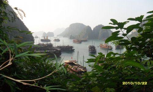 Zdjecie WIETNAM / wietnam / halog bay / halong bay