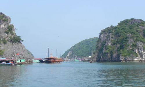 Zdjęcie WIETNAM / halong bay / wietnam / wietnam
