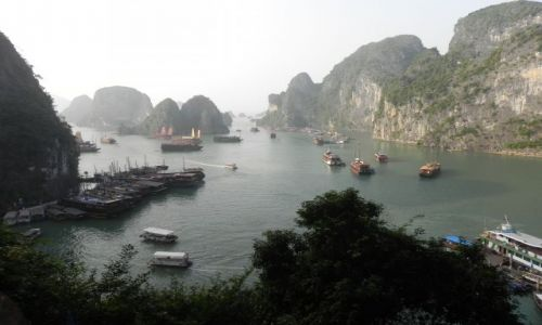Zdjecie WIETNAM / -halong bay / wietnam / wietnam