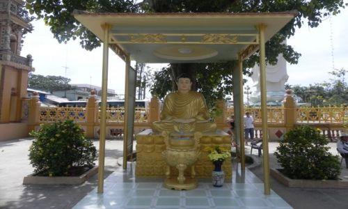 Zdjęcie WIETNAM / srodkowy wietnam / .... / budda