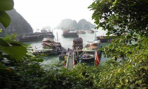 Zdjęcie WIETNAM / halong bay / .... / konkurs zatoka halong