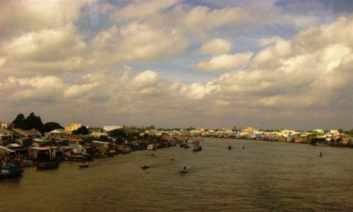 Zdjecie WIETNAM / Cần Thơ / Cần Thơ / Delta Mekongu