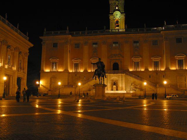 Zdjęcia: Kapitol, Rzym, WłOCHY