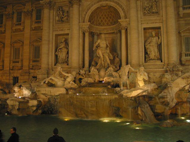 Zdjęcia: Di Trevi, Rzym, WłOCHY
