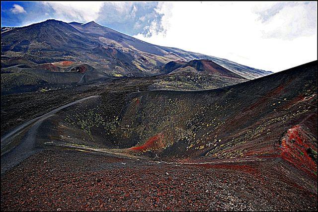 Zdjęcia: Etna, Sycylia, Krajobraz Etny II, WłOCHY