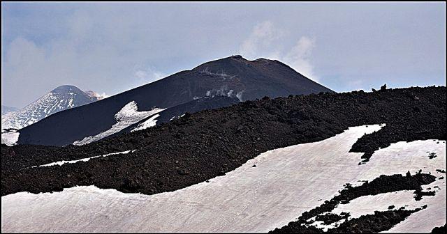 Zdjęcia: Etna, Sycylia, Krajobraz Etny IV, WłOCHY