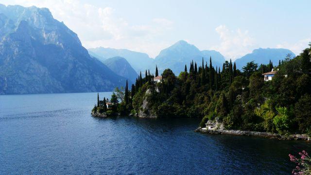 Zdjęcia: Jezioro Garda, Trydent, Jezioro Garda, WłOCHY