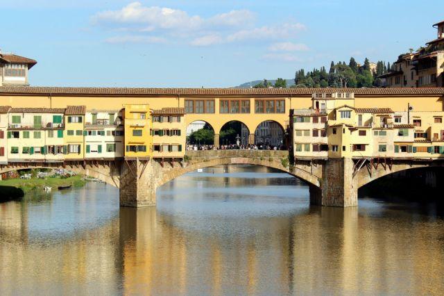 Zdjęcia: Florencja, Toskania, Ponte Vecchio ... odslon kilka, WłOCHY