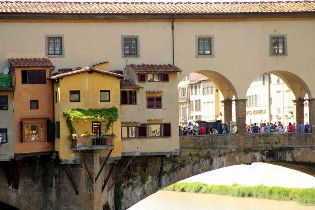 Zdjęcia: Florencja, Toskania, Ponte Vecchio - odsłon kilka, WłOCHY