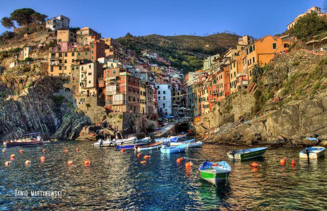 Zdjęcia: Riomaggiore Marina, Cinque Terre, Riomaggiore | Italy 2012, WłOCHY