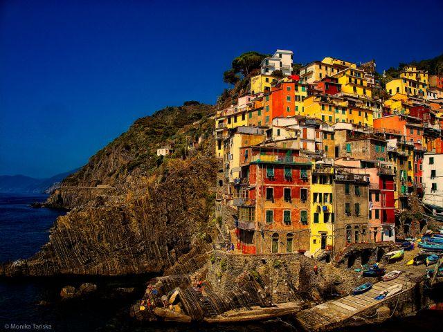 Zdjęcia: Riomaggiore, Cinque Terre, Riomaggiore, WłOCHY