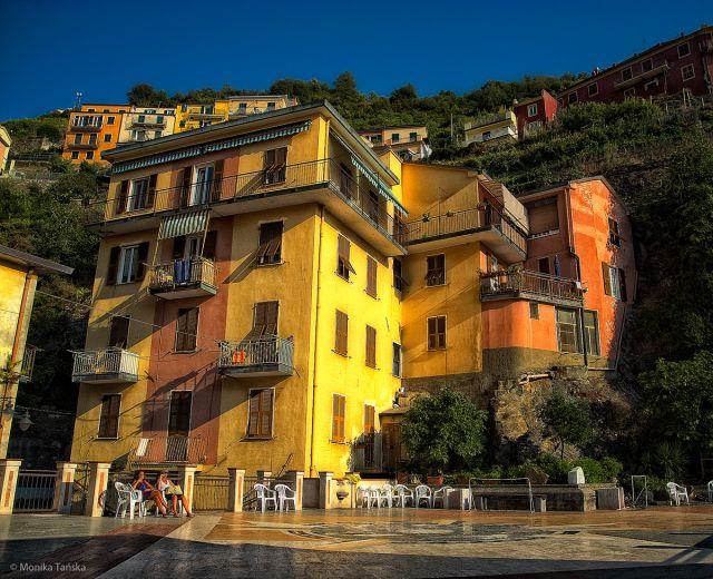 Zdjęcia: Cinque Terre, Manarola, WłOCHY