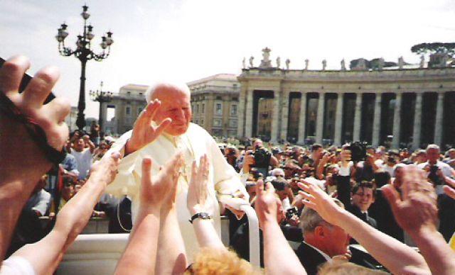 Zdj�cia: Watykan, Niezapomniane chwile ..., W�OCHY