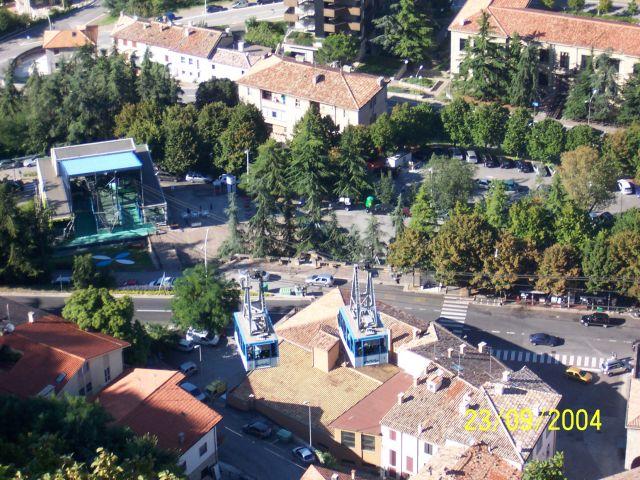 Zdjęcia: San Marino, Marche, Koleją na San Marino, WłOCHY